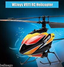 WLtoys V911 2.4G 4CH 3-Axis Gyro RTF Remote Control Helicopter Aircraft RC