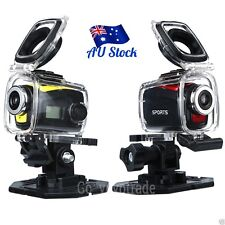 Ultra Waterproof 720P Full HD Sport DV Camera Action Video Recorder Bike Car DVR