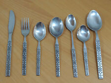 IMPLUSE by Northland Oneida Black Accent Stainless Flatware Korea