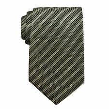 Hand Tailored Wooven Neck Tie, Style #L91641-A4