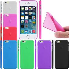 Ultra Slim Thin 0.3MM Frosted Matte Transparent Case Cover For iPhone 6 4.7 6G