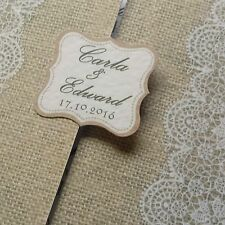 Sample Lace and Hessian* LOVE LACE *  WEDDING INVITATION STATIONERY invite
