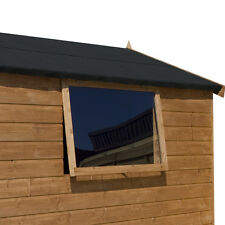 ACRYLIC SHEETS SHED & GREENHOUSE PERSPEX WINDOW REPLACEMENT 1.5MM, 2, 3, 4 & 5MM