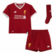 Liverpool FC  LFC Infant Home Kit 17/18 Official