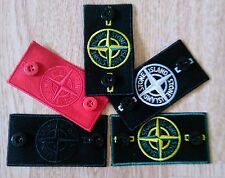 Brand NEW Stone Island ORIGINAL Badge Patch & 2 Buttons Jacket Replacement SALE