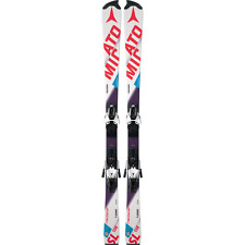 2017 Atomic Redster FIS SL Junior Skis w/ Atomic Z10 Bindings