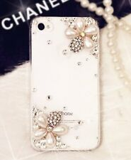 S*ACT New Bling Rhinestone Crystal Diamond  Hard Case Cover For iPhone 5 girls