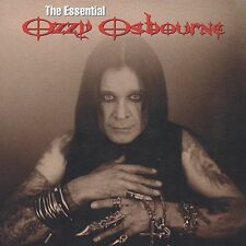 The Essential Ozzy Osbourne by Ozzy Osbourne (John Michael Osbourne) (CD, Feb-2…