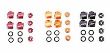 KCNC MTB Bike Chainring Convert Kit Bolts for Shimano XTR M980 to Double crank