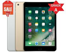 Apple iPad mini 4th Wifi + Unlocked 16GB 64GB 128GB 7.9in - Gray Silver Gold (R)