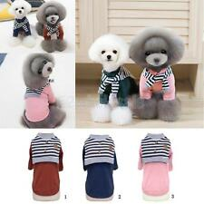 Soft 100% Cotton Dog Shirt Summer Pet Puppy Clothes Indoor and Outdoor Cute Gift