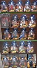 Star Wars Hasbro ROTS 11 Figures Available MOC Every 2nd Ships Free