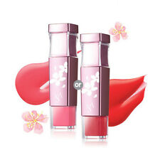 Isa Knox Cherry Blossom Color Lip Tint Gloss Make-up Korean Cosmetics 2Colors