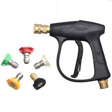 """18""""/19"""" High Pressure Power Washer Spray Nozzle Water Hose Wand Attachment Tools"""