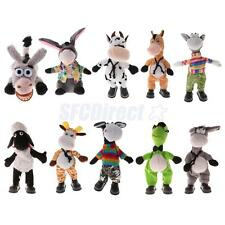 Soft Plush Cartoon Animal Toy Stuffed Doll Muiscal Dancing Model Kid Gift Decor