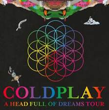 2 COLDPLAY Tickets 10/8 SAN DIEGO Qualcomm Stadium ** NEXT TO STAGE **