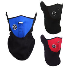 Bicycle Ski Half Face Mask Scarf Multi Use Neck Warmer Winter Motorcycle Sports
