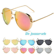 New Fashion Aviator Blinders Design Sunglasses Retro Vintage UV400 Protection
