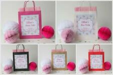 Personalised Hen Party Bags Bride Tribe Gift Bag Favour Filled / Bag only Floral
