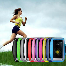 Universal Armband Gym Running Sport Arm Band Cover Case 5.8inch For Smartphone
