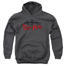 The Grim Adventures Of Billy And Mandy Show Logo Big Boys Pull Over Hoodie