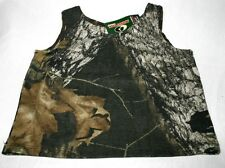 MOSSY OAK CAMO INFANT TODDLER TANK TOP SHIRT - BABY CAMOUFLAGE KIDS