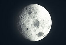 Beautiful Image Of The Moon - Space Poster Print - Space Photo Art - Moon Photo