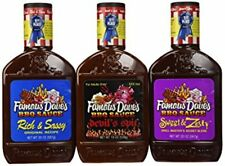 Famous Dave's ~ BBQ Sauce – Pick Your Favorite!