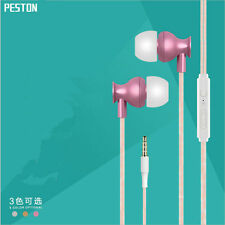 Hot 3.5mm Stereo In-ear Earphones Earbuds Handsfree Headset For PC MP3 Samsung