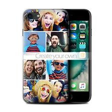 Personalised Phone Case for Apple iPhone Photo/Image/Design Hard Cover