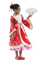 Girls Or Oriental Princess Childs Costume New World Book Day Fancy Dress