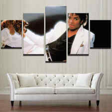 Framed Home Decor Canvas Print Painting Wall Art Michael Jackson Thriller Poster