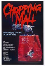 Chopping Mall Movie Poster Print - 1986 - Horror - One (1) Sheet Artwork