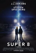 Super 8 Movie Poster Print - 2011 - Science Fiction - One (1) Sheet Artwork