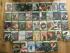 Selection of XBOX 360 Games complete with Manuals - CHOOSE FROM DROPDOWN LIST