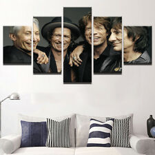 Framed Home Decor Canvas Print Painting Wall Art The Rolling Stones Photo Poster