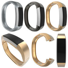 Stainless Steel Metal Watch Strap Bracelets Bangle Watch Band For Fitbit Alta