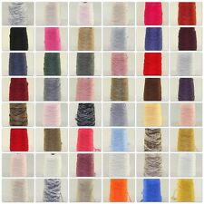 Sale New 1 Cone x 400g Soft Qure Cotton Chunky Super Bulky Hand Knitting Yarn