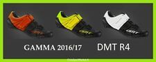 OFFER - Gamma 2017 Shoes Strada DMT R4 Sole Carbon YELLOW / ORANGE
