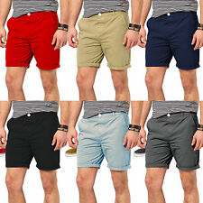 Mens Chino Shorts Summer Cotton Casual Cargo Combat Jeans Half Pants Casual New.