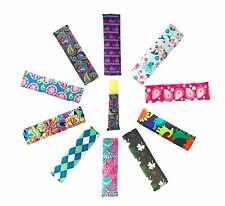 Neoprene Popsicle Sleeves for Kids Colorful Ice Pop Insulated Holders Reusable