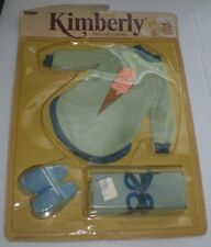 Vintage TOMY KIMBERLY Doll Outfit SLEEPING OUTFIT NRFB