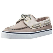 Sperry Bahama Womens Boat Shoes Stone New Shoes