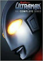 Ultraman: The Complete Series (DVD, 2009, 4-Disc Set)