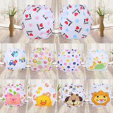 Infant Baby Reusable Adjustable Cloth Diaper Kids Nappy Cover Washable Diapers