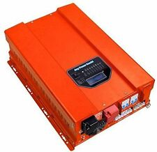 3000W /9000W Pure Sine Wave Inverter Charger 12VDC to 110VAC Advanced Generation