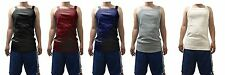 G UNIT Square Cut Ribbed Tank Top Undershirt Wife Beater Mens Cotton S-3XL