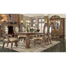 Classical Dining Room Set Homey Design HD-8018