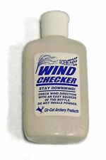 WIND Breeze Direction CHECKER Powder Archery Hunting Treestand NEW FREE SHIPPING