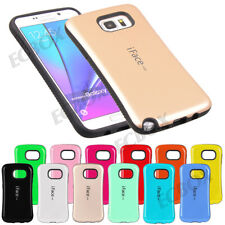 iFace Mall Glossy Shock-Absorbing Proof TPU Hard Case Cover For Samsung Series